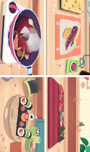 米加世界美食游戏下载截图3
